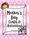Mother's Day Crafts and Activities!