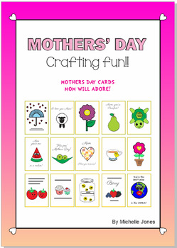 Mothers Day Crafts and Cards