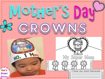 Mother's Day Crowns