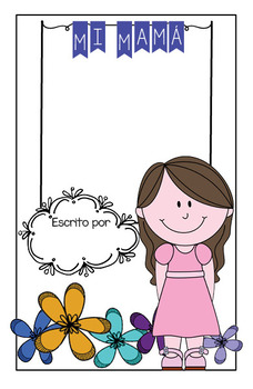 Mother's Day - Día De La Madre - Mini Book {in English and Spanish}