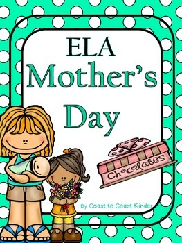 Mother's Day ELA Activities