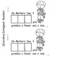 Mother's Day Emergent Reader   Focus Word Can   Boy and Girl Version