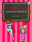 Mothers Day Emergent Readers