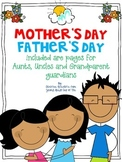 Mother's Day Father's Day {with Hand Paint Craft}