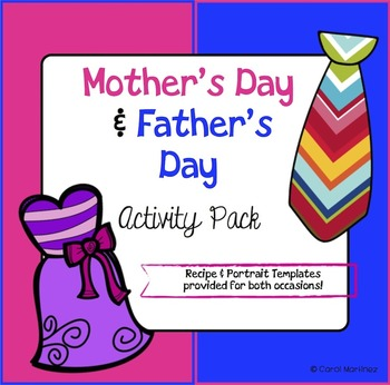 Mother's Day & Father's Day Combo Pack