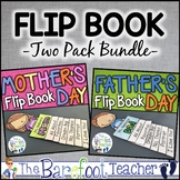 Mothers Day & Fathers Day Flip Book 2-Pack Bundle