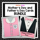 Mother's Day & Father's Day Poem Book Craftivity