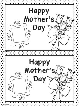 Mother's Day Figurative Language Book Using Idioms