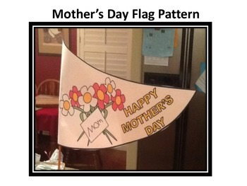 Mother's Day Flag Pattern