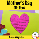 Mothers Day Flip Book