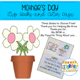 Mothers Day Flip Booklet