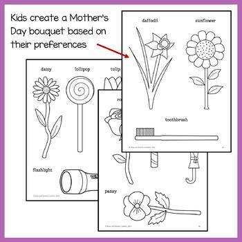 Mother's Day Math Goofy Glyph (5th Grade Common Core)