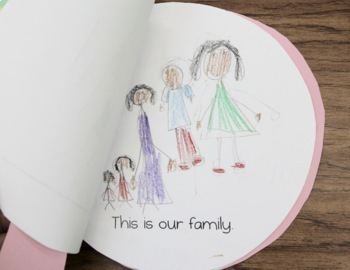 Mother's Day Flower Booklet and Craft