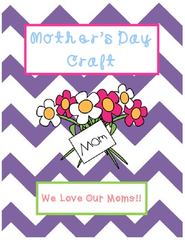 Mother's Day Flower Craft/Gift