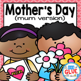 Mother's Day Flower Gift (Australia and UK Version)