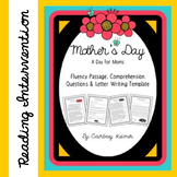 Mother's Day Fluency Intervention Activities