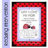 Mother's Day Fluency Interventions and Craft