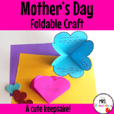 Mothers Day Foldable Craft