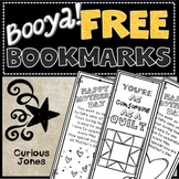 Bookmarks to Color: Mother's Day Free