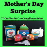 Mother's Day Crafts, Gifts, and Activities