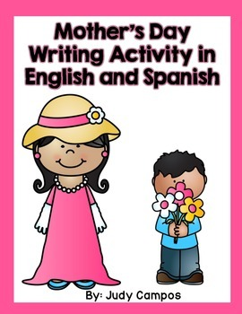 Mother's Day Freebie in English and Spanish