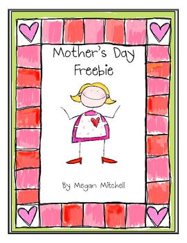 Mother's Day Freebie
