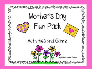 Mother's Day Fun Pack