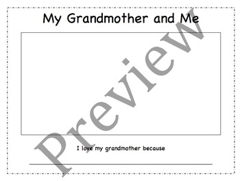 Mother's Day Gift/ Questionnaire Packet
