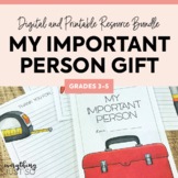 Mother's Day Gift | Mother's Day Writing | My Important Person | Father's Day