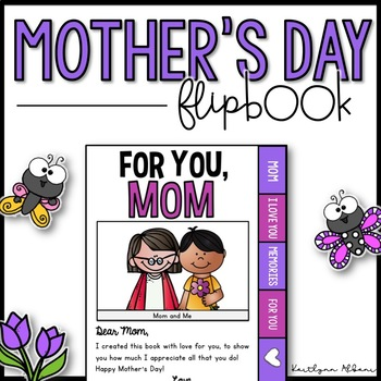 FREE Mother's Day Gift - Flip Book
