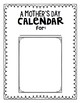 Mother's Day Gift {custom calendar}