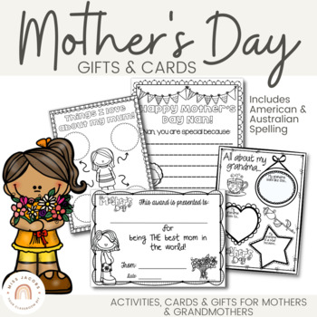 Mother's Day Gifts and Cards for Mum, Nan and Grandma