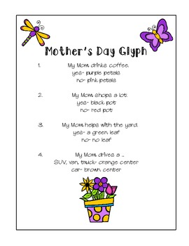 Mother's Day Glyph