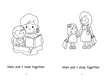 Mother's Day Guided Reading Book Set