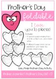 Mothers Day HEART Flipbook