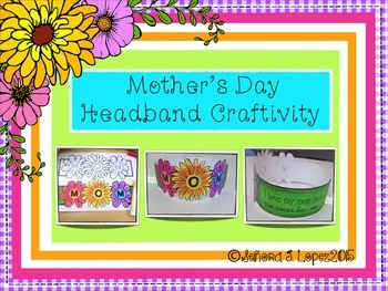 Mother's Day Craft English
