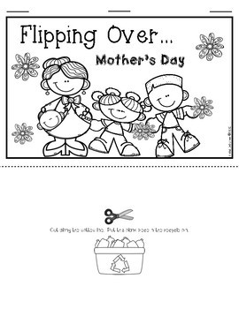 Mother's Day Nonfiction Flip Book