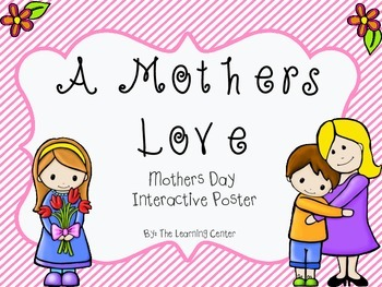 Mothers Day Interactive Poster