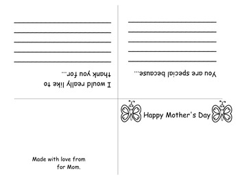 Mother's Day: Interactive Smartboard Activities (Language, Math, Art) Gr. 2-3