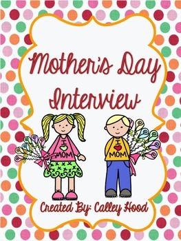 Mother's Day Interview