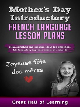 Mother's Day Introductory French Language Lesson Plans
