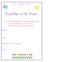 Mothers Day Invitation