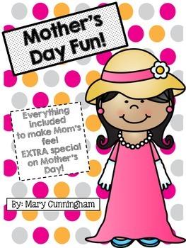 Mother's Day {K-1 Activities)