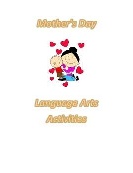 Mother's Day Language Art Activities