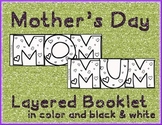 Mother's Day Layered Booklet