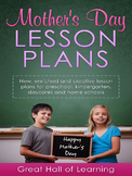 Mother's Day Lesson Plans