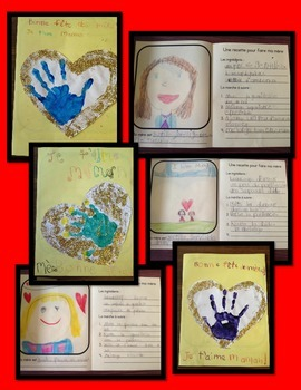 Mother's Day Literacy: Procedural Writing, Recipe for a Mother