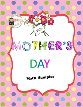 Mother's Day Math Pack