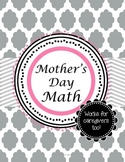 Mother's Day Mathematics (Caregiver's too!)