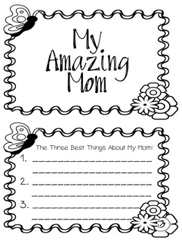 Mother's Day Mega Pack - We Love Our Moms!